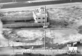 Pogođeno na desetine meta: Izrael napao mornaricu Hamasa (VIDEO)