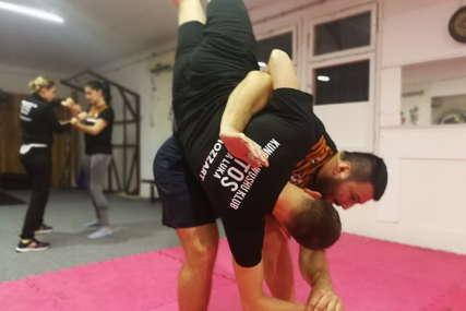 "Mozzart podržao borce Kung fu Wushu kluba ""Lotos"""