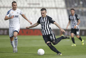 SLOM U NASTAVKU Partizan došao do trijumfa