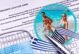 Kako se ispravno popunjava PLF formular koji vam je potreban za siguran ulazak u Grčku (VIDEO)