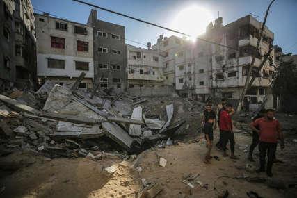 """""""Sve bi moglo izmaći kontroli"""" Abas pozvao SAD da zaustave sukobe u Pojasu Gaze"""