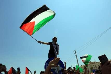 ARAPSKI SVIJET NA NOGAMA Jordanci i Libanci krenuli ka Palestini u znak podrške, okršaji na Zapadnoj obali (VIDEO)