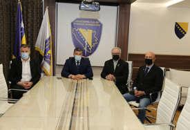 Borba protiv terorizma: Galić i Saliven dogovorili nove modalitete saradnje