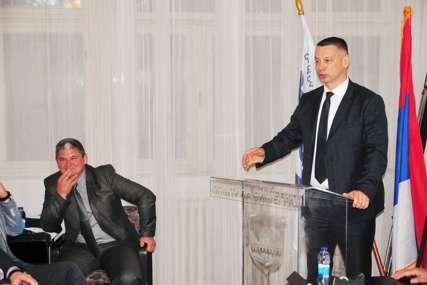 """Izborna skupština DNS """"Promjene su krenule iz Višegrada"""""""