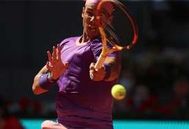 ŠOK Nadal poražen u Madridu, Zverev ide u polufinale