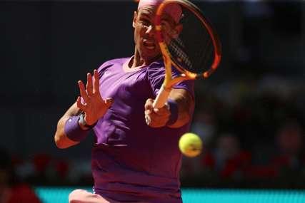 ŠOK Nadal poražen u Madridu, Zvedev ide u polufinale