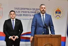 Sastanak Rajčevića i Ružića: Veća podrška Vlade Srbije projektima u Srpskoj (FOTO)