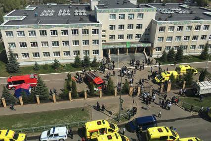 Jezivi prizori masakra u Rusiji: Djeca poginula dok su bježala od napadača (UZNEMIRUJUĆI SNIMCI)
