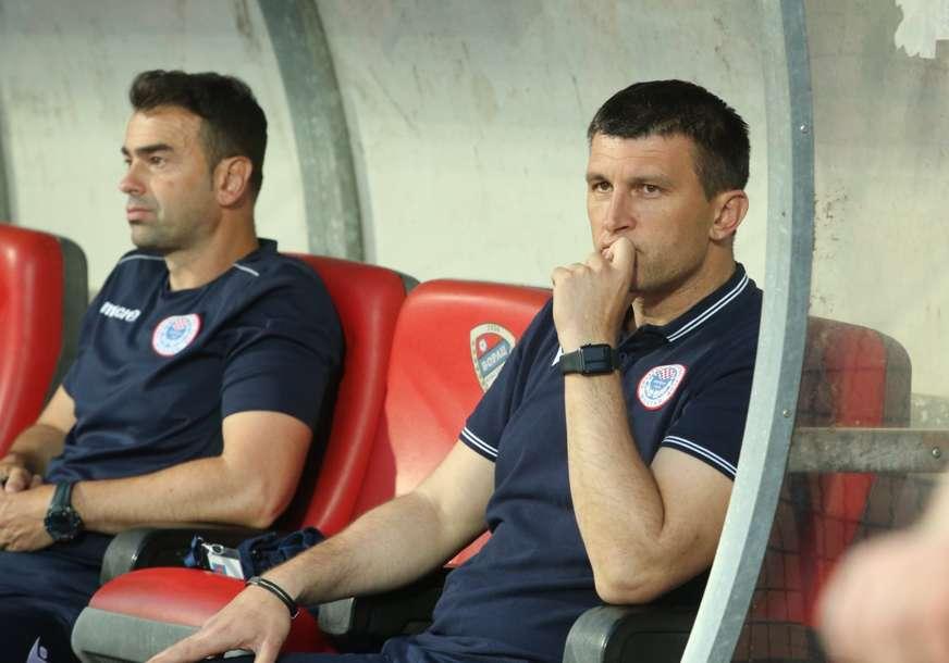 """To je ubijanje mladih igrača"" Trener Zrinjskog smatra da je novo pravilo nakaradno"
