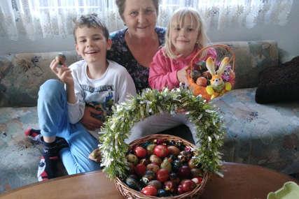 Ofarbali stotinu jaja: Pripreme za Vaskrs u porodici Vidović