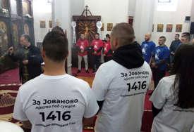 Hodočašće posvetili sugrađaninu Jovanu Jovoviću: Vjernici krenuli prema manastiru Ostrog