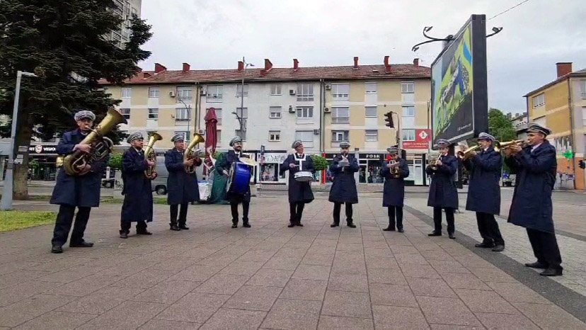 Uranak u Doboju: Đurđevdan uz zvuke gudačkog orkestra