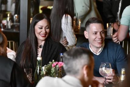 Šta se dešavalo prije rođendanske žurke: Ceca i Bogdan u ponoć bili sami na bazenu