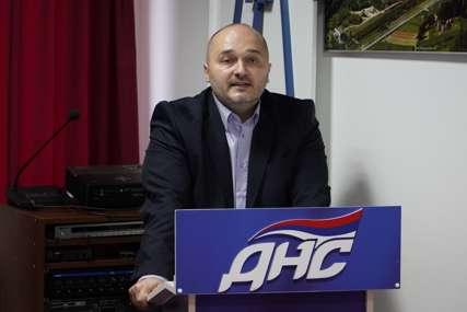 """Vladislav Mićanović na čelu DNS Ugljevik """"DNS polako završava unutarstranačke izbore"""""""