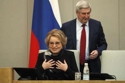 SARADNJA SRBIJE I RUSIJE Matvijenko: Saveznički odnosi nastavljaju da se razvijaju