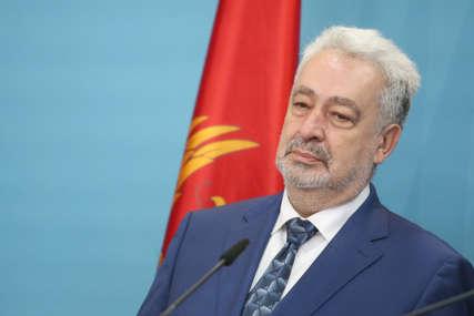 Krivokapić poručuje: Demokratski front ključni faktor nestabilnosti Crne Gore
