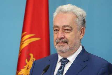 """""""Zabrinuti smo"""" Vijeće za nacionalnu bezbjednost Crne Gore pozvalo na razum uoči najavljenog ustoličenja Joanikija na Cetinju"""