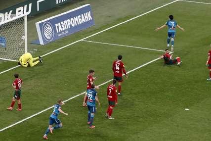 TREĆA TITULA U NIZU Zenit sa šest golova ispratio Lokomotivu i odbranio naslov šampiona (VIDEO)