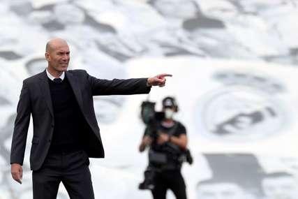 ZIDAN ODLAZI Francuz napušta Real Madrid