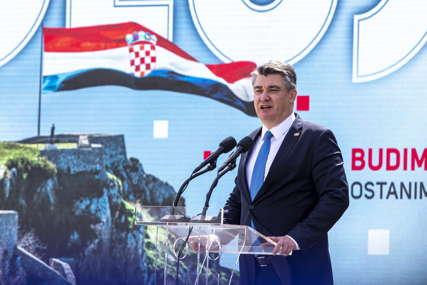 """""""NISMO SITAN KUSUR"""" Milanović poručio da nema  podrške iz Hrvatske deklaraciji NATO bez pominjanja Dejtona i konstitutivnosti tri naroda"""