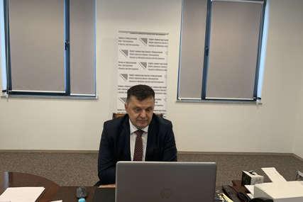 Tegeltija i Satler razgovarali o dinamici ispunjavanja 14 prioriteta iz zahtjeva za članstvo BiH u EU