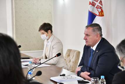 VAŽNA PODRŠKA Višković: Jaka Srbija je garant razvoja Republike Srpske