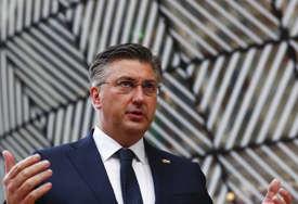 Plenković: Za funkcionisanje BiH važno da se svi narodi osjećaju dobro