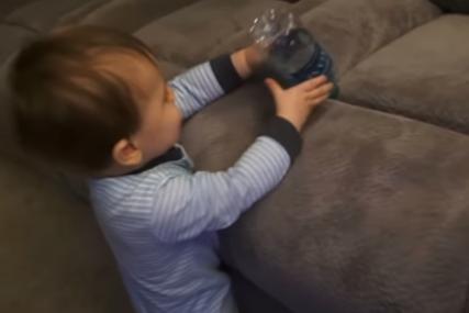 RAZVOJ MALIŠANA Razlozi zbog kojih bebe treba pustiti da se kreću bose