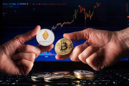 Najniži nivo od početka  februara: Bitkoin pao ispod 40.000 dolara prvi put u posljednjih 14 nedjelja