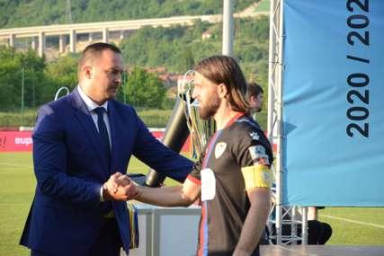 Vranješ nakon utakmice: Ponosan sam na saigrače