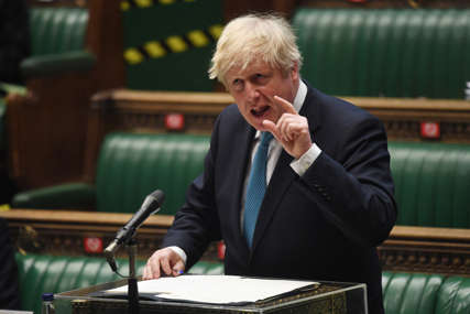 """""""Učinićemo sve za slobodan tok"""" Džonson o trgovini između Britanije i Sjeverne Irske"""