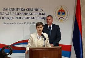 """""""ODLIČNI REZULTATI"""" Brnabićeva čestitala Republici Srpskoj izlazak na Londonsku berzu"""