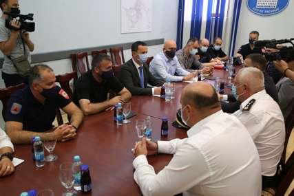 U projektu će učestvovati i zemlje iz regiona: Centar protivpožarne zaštite biće formiran u Trebinju
