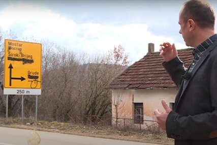 Kome u Hercegovini smetaju ćirilični natpisi: Srbima poručuju da su nepoželjni