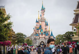 Francuski Diznilend otvara vrata 17. juna: Objavljen i plan zaštite za posjetioce