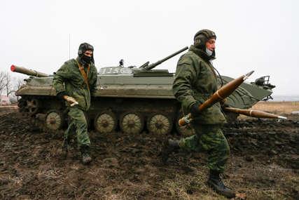 SUKOBI U DONBASU Ukrajinska vojska pet puta prekršila primirje