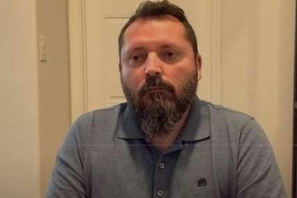 """""""METAK U GLAVU"""" Novinar Dragan Bursać dobio jezive prijetnje smrću"""