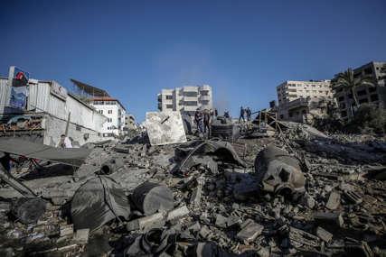 NASTAVAK SUKOBA Novi raketni napad na Tel Aviv