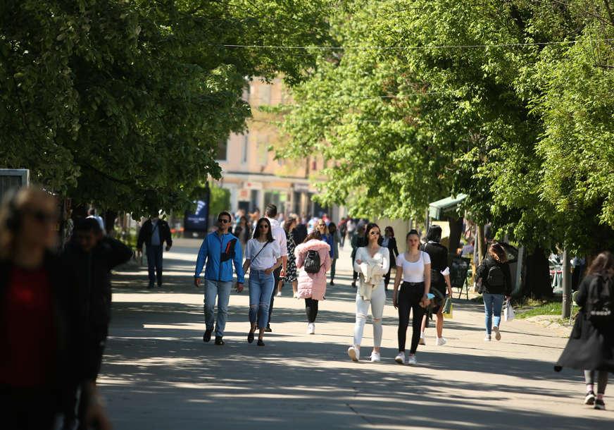 PREMINULA 23 OBOLJELA Korona virus potvrđen kod još 110 osoba u Srpskoj