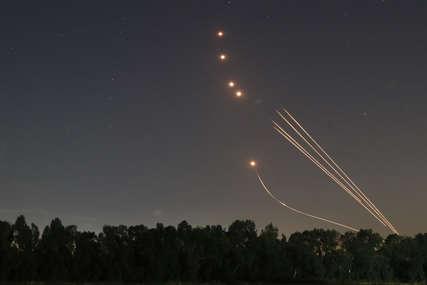 "ISTRAGA U TOKU ""Gvozdena kupola"" slučajno oborila izraelski vojni dron"
