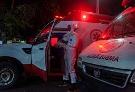 Automobil završio NA KROVU: Starica preminula tokom transporta u Klinički centar