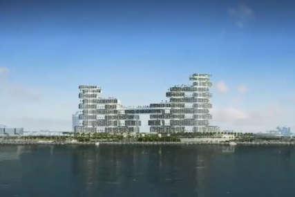 MAGNET ZA BOGATE Najskuplji hotel na svijetu nalazi se na vještačkom ostrvu (VIDEO)