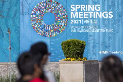PROCJENA MMF Potrebno 50 milijardi dolara pomoći za okončanje pandemije