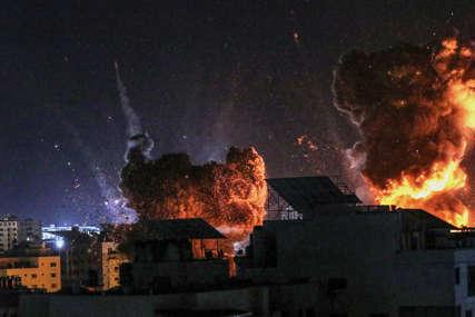11. DAN NASILJA I dalje ništa od prekida vatre, nastavljeni vazdušni udari na Gazu, sirene se oglašavale i Izraelu