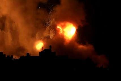 SUKOB SE RASPLAMSAVA Izrael pojačao vazdušne udare na palestinske teritorije