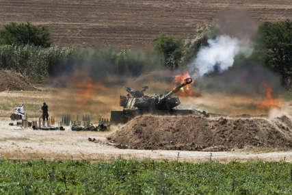 SITUACIJA SE NE SMIRUJE Zatvoreni granični prelazi prema Gazi