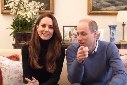 """""""Bolje ikad nego nikad"""" Princ Vilijam i Kejt pokrenuli svoj Jutjub kanal (VIDEO)"""