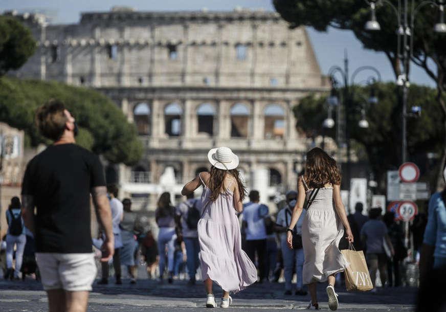 PREMINULE 83 OSOBE U Italiji registrovana još 3.351 osoba zaražena korona virusom
