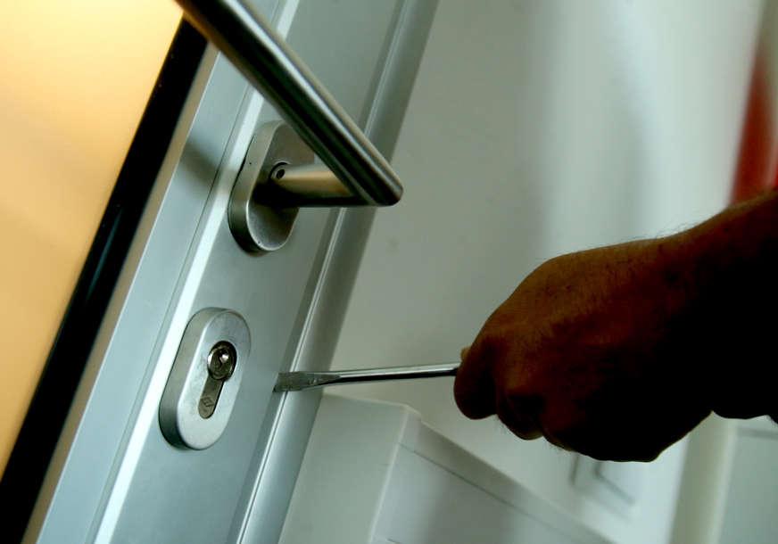 Uhapšen Nišlija: Pokrao dragocjenosti iz jednog stana, pa pokušao provaliti i u drugi ali ga SPRIJEČIO VLASNIK
