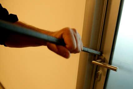 Provalili u lokal i kuću: Potraga za lopovima